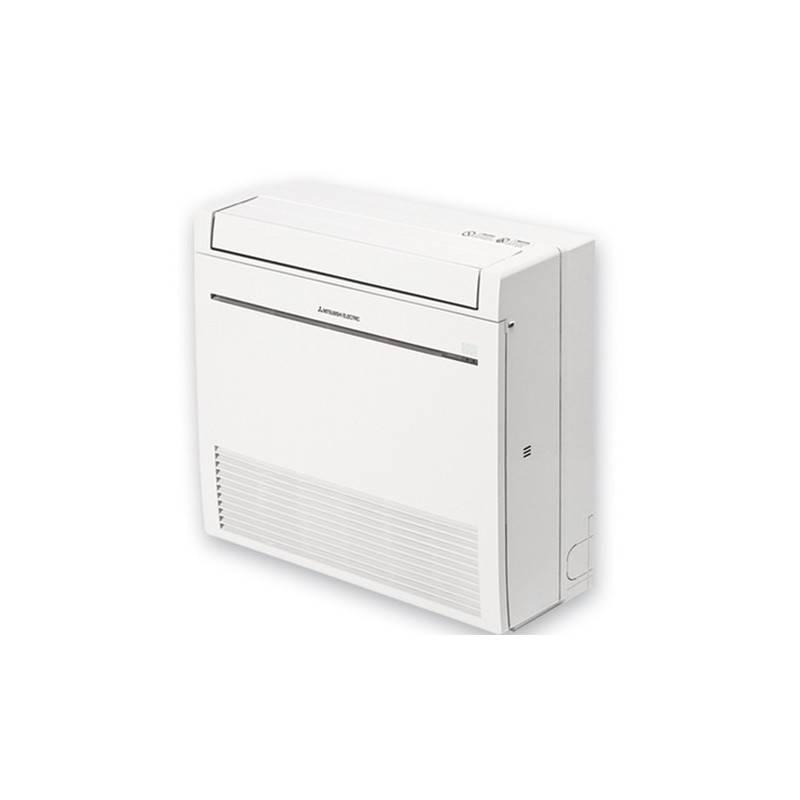 climatiseur monosplit 3 4 kw type console mitsubishi. Black Bedroom Furniture Sets. Home Design Ideas