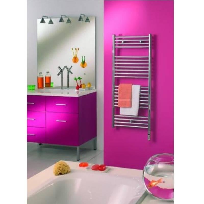 s che serviette acova atoll spa finition chrom 300 w. Black Bedroom Furniture Sets. Home Design Ideas