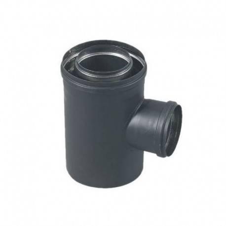 Conduit concentrique prise d'air Bioten D80/125 D80/125
