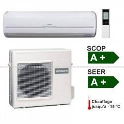 Climatiseur monosplit Hitachi Performance 6.8 Kw