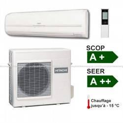 Climatiseur monosplit Hitachi Performance 8 Kw