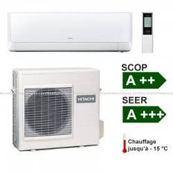 Climatiseur monosplit Hitachi Shirokuma 3.2 Kw
