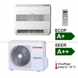 Climatiseur monosplit Toshiba UFV type console 3.2 Kw