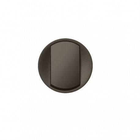 Enjoliveur Céliane - VV / poussoir - doigt large graphite- Legrand