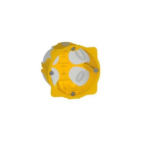 Boîte monoposte Prog. Ecobatibox - prof. 50 mm