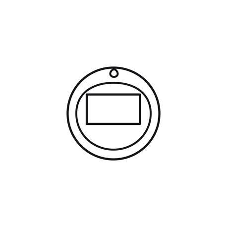 Enjoliveur Céliane - écodétecteurs sans dérogation - blanc
