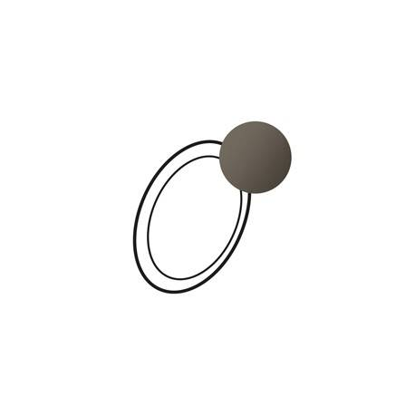 Enjoliveur Céliane - lampe débrochable autonome - graphite