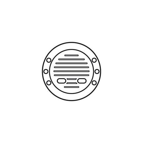 Enjoliveur Céliane - carillon d'ambiance - blanc