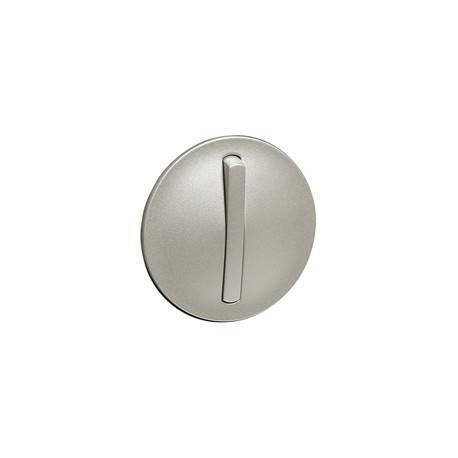 Enjoliveur Céliane - VV / poussoir avec couronne lum - doigt étroit titane
