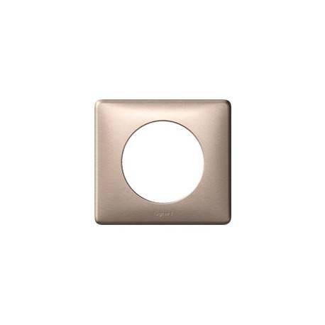 Plaque Céliane - Anodisé - 1 poste - mica