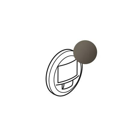 Enjoliveur Céliane - écodétecteur avec dérogation - graphite