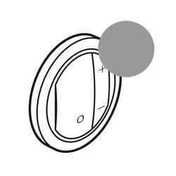 enjoliveur c liane variateurs titane le comptoir des energies. Black Bedroom Furniture Sets. Home Design Ideas