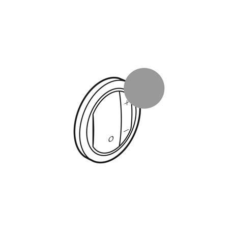 Enjoliveur Céliane - variateurs - titane