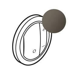 Enjoliveur Céliane - variateurs - graphite