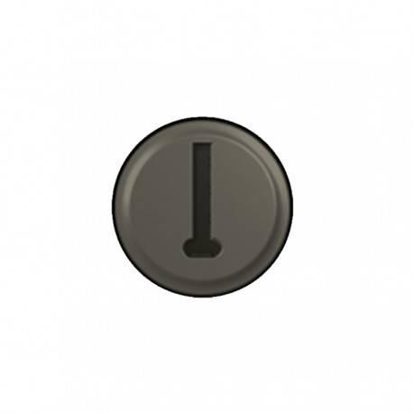 Enjoliveur Céliane - prise téléphone 8 contacts - graphite