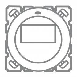 Ecodétecteur basique 3 fils Céliane - avec Neutre