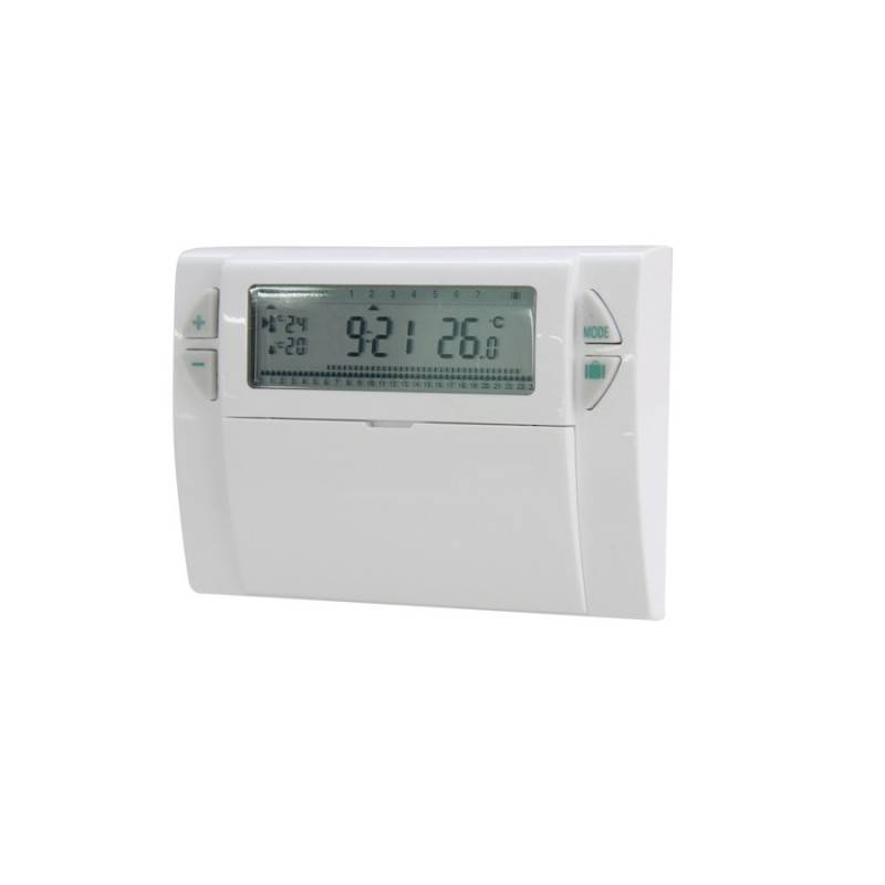 thermostat d 39 ambiance sans fil th rnc auer. Black Bedroom Furniture Sets. Home Design Ideas
