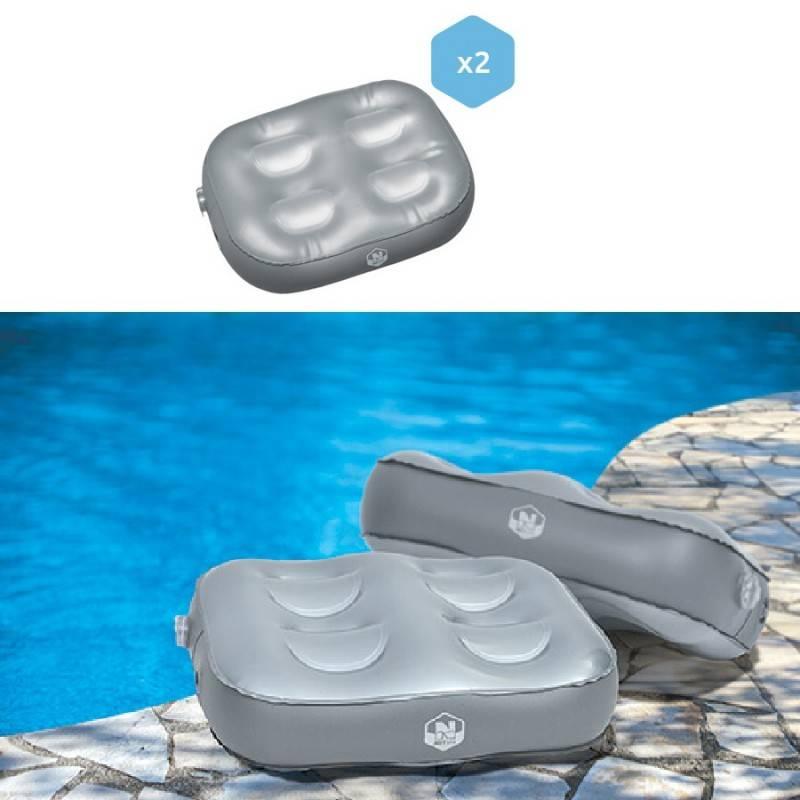 spa gonflable vita premium 6 places rigide netspa. Black Bedroom Furniture Sets. Home Design Ideas