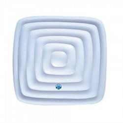 Couverture gonflable pour spas carrés