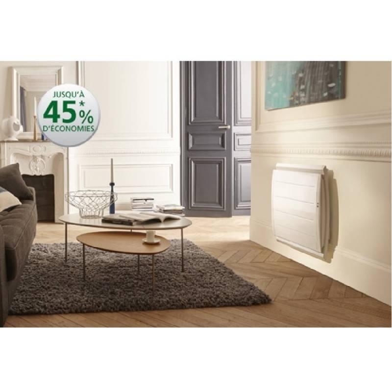 radiateur atlantic maradja intelligent et connect horizontal 2000 w. Black Bedroom Furniture Sets. Home Design Ideas