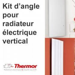 Kit d'angle pour radiateur Thermor équateur3 vertical