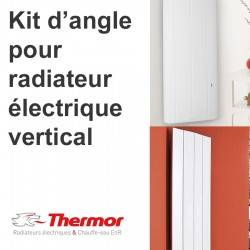 Kit d'angle pour radiateur Thermor ovation 3 vertical