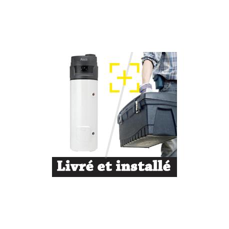 Chauffe eau thermodynamique altech bt280 installation - Chauffe eau thermodynamique installation ...