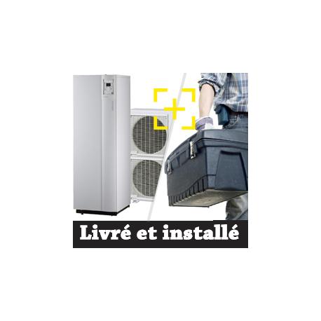 pompe à chaleur et installation