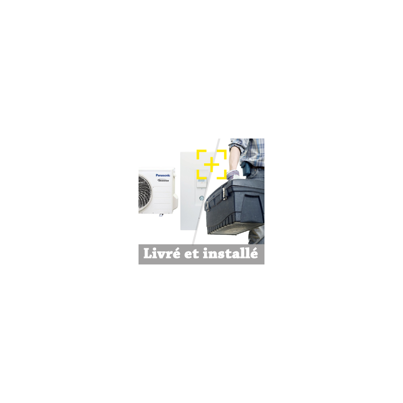 pompe chaleur panasonic aquarea sdf sdc bi bloc 5 kw. Black Bedroom Furniture Sets. Home Design Ideas