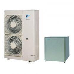 Pompe à chaleur Daikin 16 Kw haute température modèle grand froid triphasé