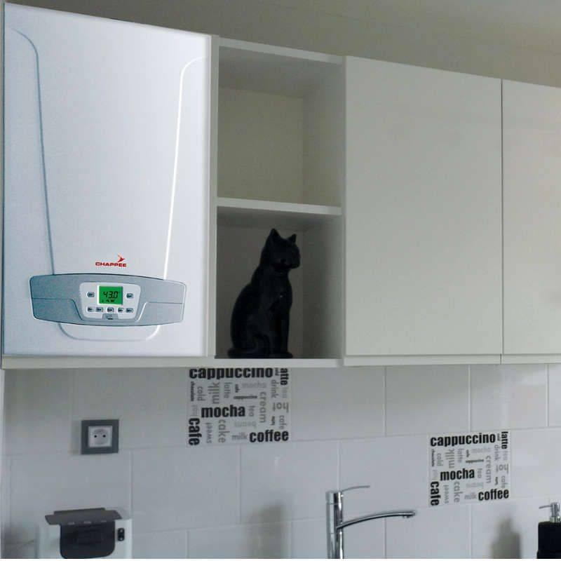 chaudi re murale gaz condensation initia duo hte. Black Bedroom Furniture Sets. Home Design Ideas