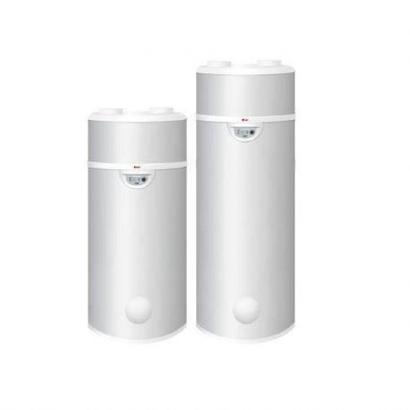 Chauffe eau thermodynamique 270 litres sur boucle d'eau Edel d'Auer