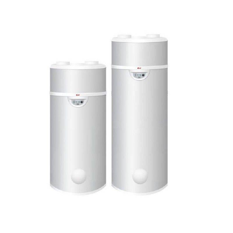 chauffe eau thermodynamique 270 litres sur boucle d 39 eau. Black Bedroom Furniture Sets. Home Design Ideas