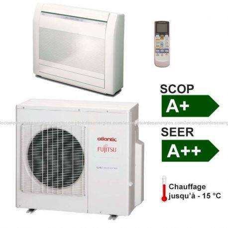 Climatiseur type console Atlantic AGYG-LVC 3.5 Kw