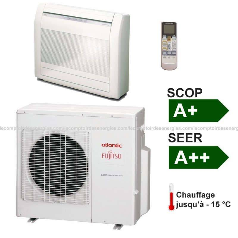 climatiseur type console atlantic agyg lvc 3 5 kw. Black Bedroom Furniture Sets. Home Design Ideas