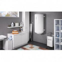 Chauffe-eau électrique 200 L Atlantic chauffeo compact vertical mural