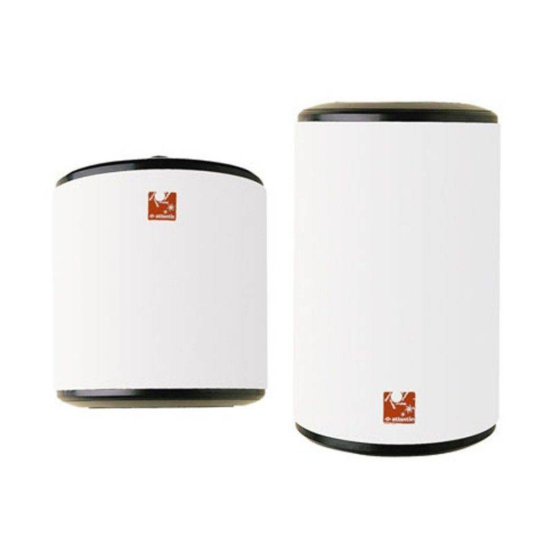 chauffe eau lectrique atlantic petite capacit troit 30 l. Black Bedroom Furniture Sets. Home Design Ideas