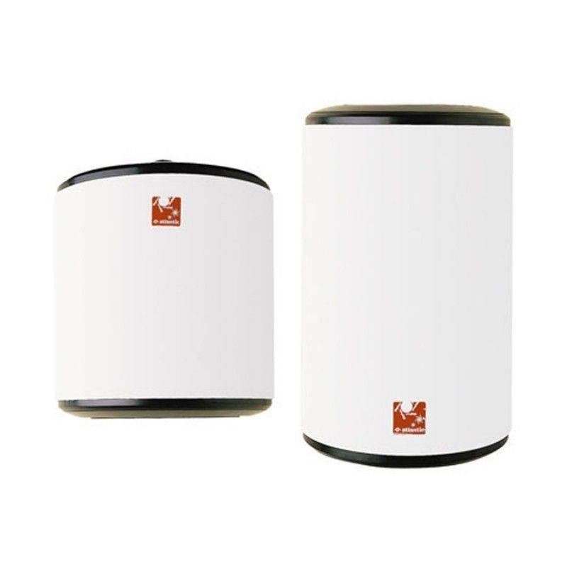 chauffe eau lectrique atlantic petite capacit sur vier 15 l. Black Bedroom Furniture Sets. Home Design Ideas