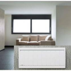 Radiateur Applimo 1500 w Soleidou bas Smart Eco-Control