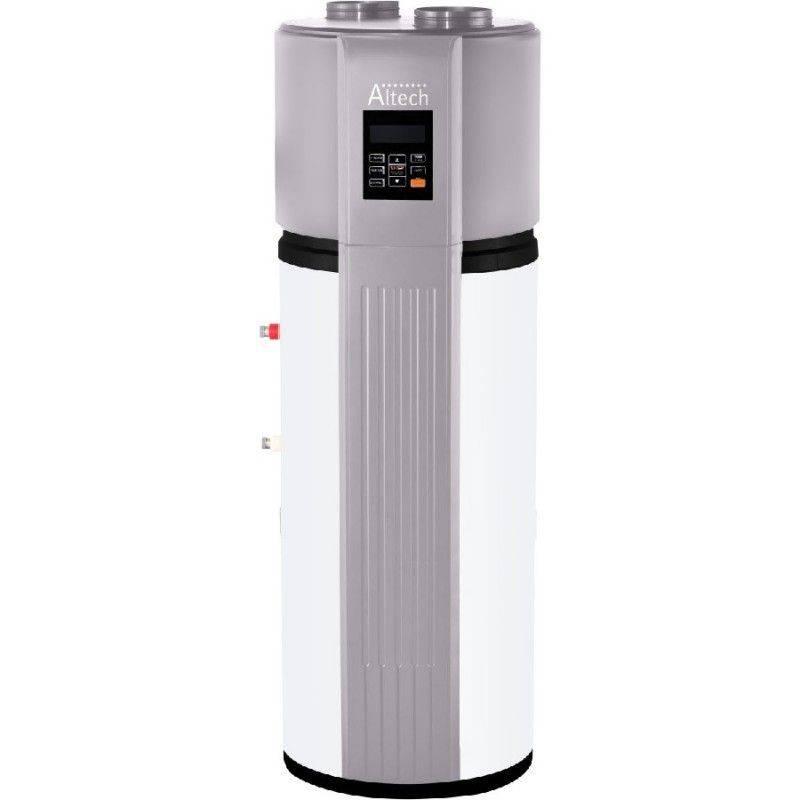 Chauffe eau thermodynamique altech bt180 - Meilleur chauffe eau thermodynamique ...