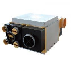 VMC double flux AKOR BP-HR filaire + Kit accessoires
