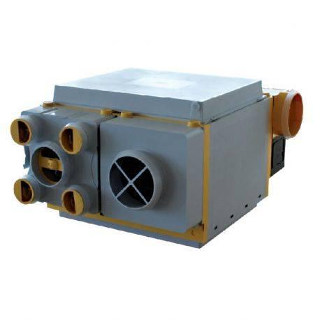 VMC double flux AKOR BP filaire + Kit accessoires