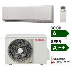 Climatiseur monosplit Toshiba Suzumi + 5.5 Kw
