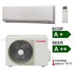 Climatiseur monosplit Toshiba Suzumi + 3.2 Kw
