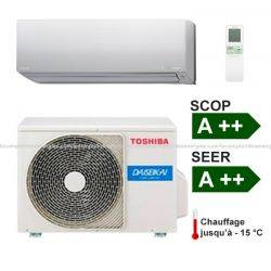 Climatiseur monosplit Toshiba Super Daisekai 5.5 Kw