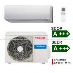 Climatiseur monosplit Toshiba Super Daisekai 4 Kw