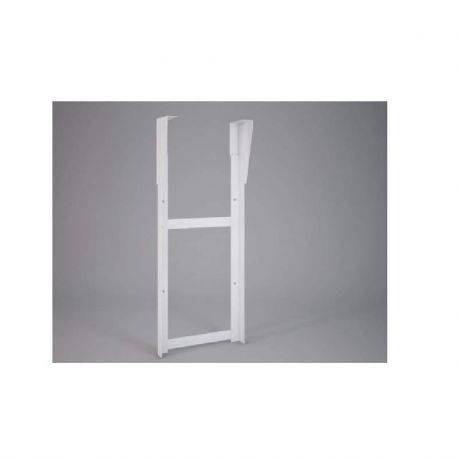 Console d'accrochage plafond pour chauffe eau de 50 L à 100 L Thermor
