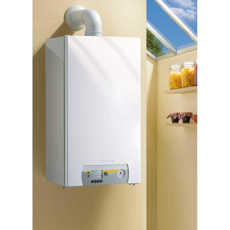 Lecomptoirdesenergies votre solution confort pour la for Chaudiere murale gaz chappee