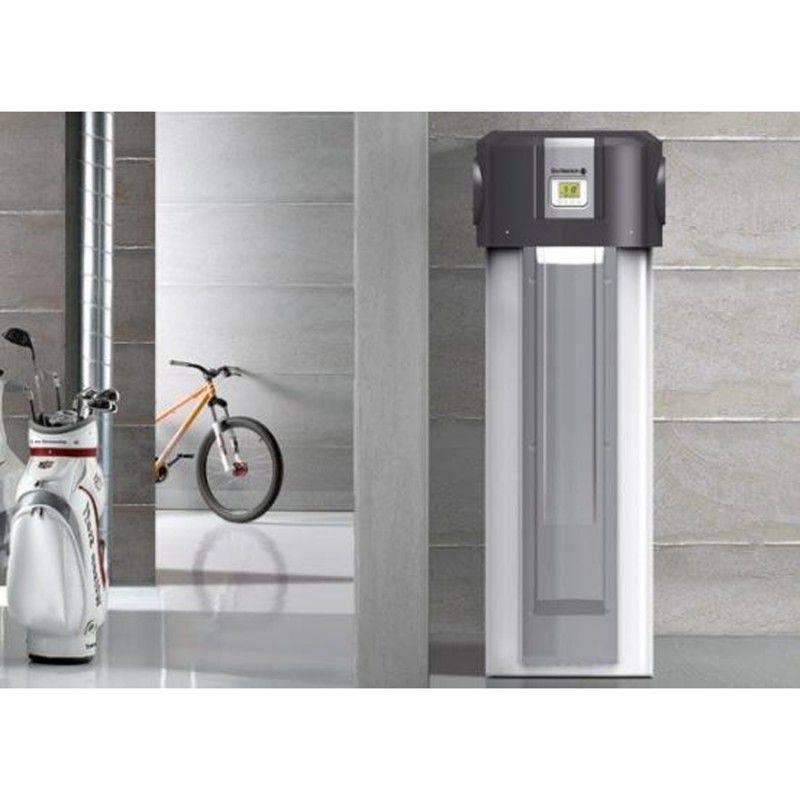 Chauffe eau thermodynamique de dietrich kaliko 270 l - Chauffe eau thermodynamique avis ...