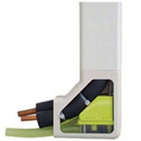Pompe de relevage mini verte 14l/h + goulotte Slimline